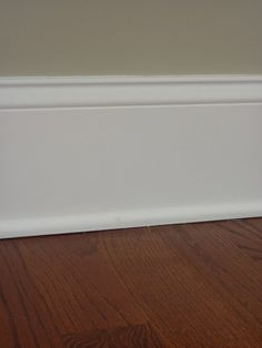 Easy decorative baseboards the o 39 jays baseboards and of for Cost to paint baseboard
