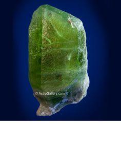 My beautiful daughters' birthstone!!!!!!  Peridot Crystal