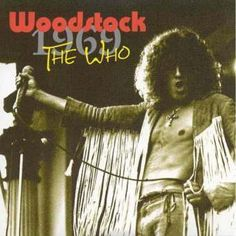 Woodstock-The Who - woodstock Photo