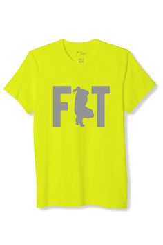 Fit Tshirt Pug Tshirt Workout Clothing Gym tee by PugsGym on Etsy