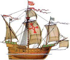 Нао «Санта-Мария»   История корабля   Корабли средневековья   Флот — ХLegio 2.0   Военно-исторический портал античности и средних веков.