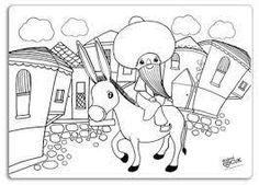 9 En Iyi Nasrettin Hoca Görüntüsü Coloring Books Coloring Pages