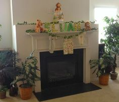 Jungle/Safari Themed Baby Shower with FREE PRINTABLES