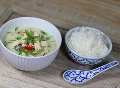 Denny Chef Blog: Curry verde di pollo