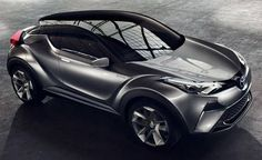 Awesome Toyota 2017 - 2017 Toyota C-HR Concept Crossover  Auto Prices and Reviews Check more at http://carsboard.pro/2017/2017/06/07/toyota-2017-2017-toyota-c-hr-concept-crossover-auto-prices-and-reviews/