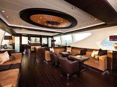 Indoor:Chic Mega Yacht Interiors Design Mega Yacht Interiors Decorating Ideas