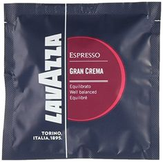 Lavazza Gran Crema Espresso,  Single Dose Pods  (Pack of 150) -- You can find out more details at the link of the image.