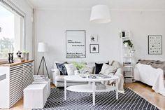 ⇀ Mini #lofts ↼ Cómo decorarlos para ganar espacio #deco #tips #interiorismo #FelizMartes