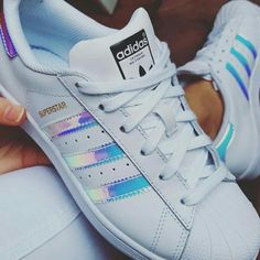 There are 135 tips to buy these shoes: adidas adidas superstars trainers  low top sneakers white sneakers adiddas metallic adidas white adidas  originals ...