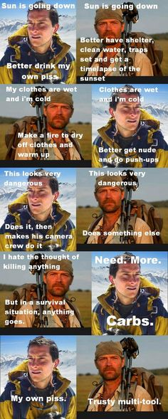 funny les stroud - Google Search