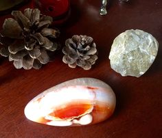 A personal favorite from my Etsy shop https://www.etsy.com/listing/405487443/gorgeous-carnelian-crystal-massage-wand