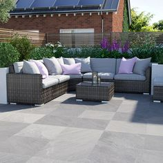 PorcelPave is an affordable range of porcelain paving products suitable for patios, balconies, terraces, swimming pool surrounds and many other landscaping projects Terrace Tiles, Garden Tiles, Patio Tiles, Patio Wall, Concrete Tiles, Outdoor Patio Flooring Ideas, Outdoor Tiles, Grey Outdoor Furniture, Back Garden Design
