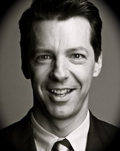 Sean Hayes {Will and Grace}