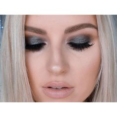 Another one  http://youtu.be/HrKFCi6WVuM  I used my @bhcosmetics #shaaanxopalette  #shaaanxo #smokeyeye  lashes  @xobeautyshop the fan girl on top and the understated on the bottom #xobeauty #lashes