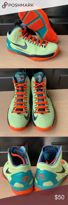 ca80e439ec53 NIKE KD 5 GALAXY ALL STAR 100% authentic Pre-owned  good condition Serious