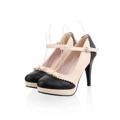 Carol Shoes New Womens Platform High Heel Pumps Shoes (4.... http://www.amazon.com/dp/B00KKLH9LC/ref=cm_sw_r_pi_dp_GOFvxb1WF45VS