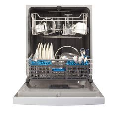Ge Dishwasher Quiet Power 3 Explanation : Ge Dishwasher Quiet Power 3 Front Control In Black