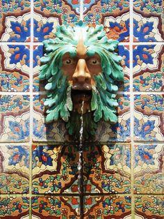 L.A. Places: Adamson House: Malibu Tiles