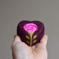 Your place to buy and sell all things handmade Nuno Felting, Needle Felting, Felt Crafts, Diy Crafts, Soap On A Rope, Felted Soap, Rosa Rose, Home Made Soap, Handmade Soaps