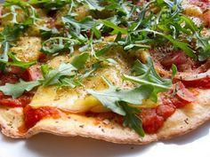 Pizza de Tofu Dukan (Dukangirl) by Sashuu Tofu Dukan, Dukan Diet, Vegetable Pizza, Vegetables, Cooking, Food, Pizza Recipes, Vegetarian Cooking, Pizza