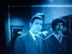 Department S - 'Les Fleurs du Mal' - Stewart Sullivan (Joel Fabiani) and Jason King (Peter Wyngarde)