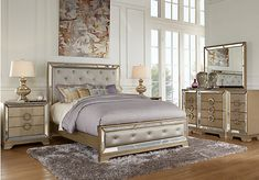Elegant Driskill Place Silver 5 Pc Queen Bedroom . $1,355.00. Find Affordable Queen Bedroom  Sets For Your Home That Will Complement The Rest Of Your Furniture.