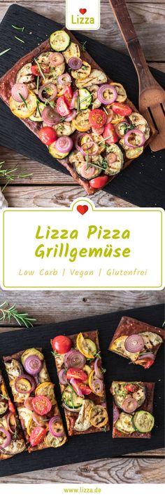 Wheat Free Recipes, Gluten Free Recipes, Low Carb Recipes, Vegan Recipes, Gluten Free Dinner, Gluten Free Desserts, Vegan Pizza, Vegan Snacks, Lowcarb Pizza