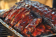Twirl and Taste: Deberry's Prize Winning BBQ Rib – the secret to tenderness in your kitchen or on the grill!