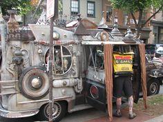Frederick Maryland Art car