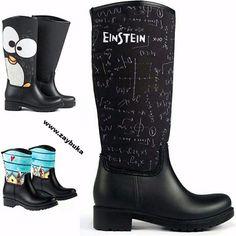 Hava yağmurlu siz hala yağmur çizmelerinizi almadınız mı..  Whatsaap sipariş : 0539 400 82 82  #çizme #yağmur #yağmurçizmesi #kış #bot #bayan #renkli #bot #izmir #istanbul #moda