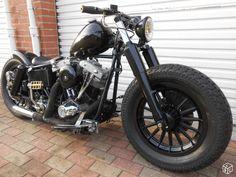 Harley Davidson FLH 1200 Shovel Shovelhead Bobber Motos Nord - leboncoin.fr