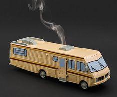 Breaking Bad RV Incense Burner - https://interwebs.store/breaking-bad-rv-incense-burner-2/ #Gear+Gadgets
