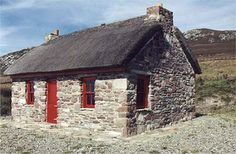 Derry Cottage.... how I would love one.