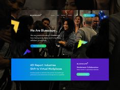 Bluescape Web Design