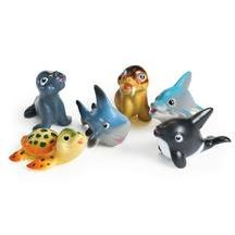 Soft Touch Baby Sea Creatures - Set of 6 Your Price: $11.29