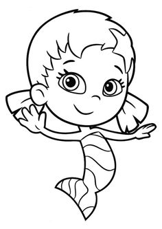 baby guppies coloring pages - photo#10