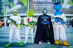 Star Wars Celebration - Anaheim 2015