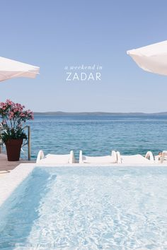 A Weekend in Zadar, Croatia - All of the best things to see and do in Zadar. Also includes tips for Petrčane, Nin and Pag Island, Croatia. If you are planning on visiting Croatia, don't miss this travel guide.