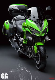 Touring Motorcycles, Kawasaki Motorcycles, Touring Bike, Motorcross Bike, Versys 650, Power Bike, Kawasaki Ninja, Super Bikes, Motogp
