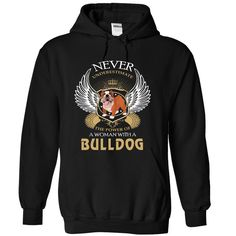 """Design reads - """"Women Love BULLDOG - Its people who annoy me!"""" A big thanks to our community for helping us pick this design and phrase!"""