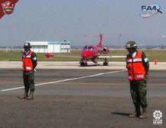Base Aerea Militar No. 1 Sta Lucia en Sanata Lucía, México