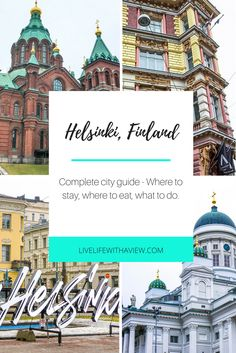 Helsinki Finland city guide - where to eat, what to do, where to stay | Life With a View
