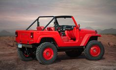 Prime Cut: Jeep Shortcut Concept Is a Wrangler Trimmed to CJ-5 Size - Photo Gallery of Car News from Car and Driver - Car Images - Car and Driver