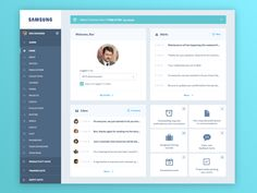 Dashboard designed by Zarin Ficklin for HQ. Connect with them on Dribbble; Dashboard Interface, Web Dashboard, Dashboard Template, Dashboard Design, User Interface Design, Web Design, App Ui Design, Flat Design, Intranet Design
