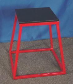 """36"""" Red Plyometric Platform - Listing price: $259.00 Now: $139.36"""