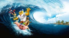 3840x2130 the spongebob movie sponge out of water 4k free download best hd wallpapers