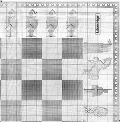 tengo muchos patrones de punto de cruz. (pág. 41)   Aprender manualidades es facilisimo.com