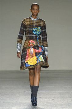 Milano Fashion Week FW 2015-2016 Stella Jean #StellaJean #catwalk #Milan #moda #modadonna #sfilate