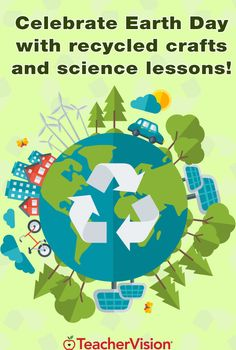 Earth Day is celebrated April 22. Get Earth Day crafts, lessons & activities from TeacherVision. https://www.teachervision.com/earth-day/teacher-resources/6612.html