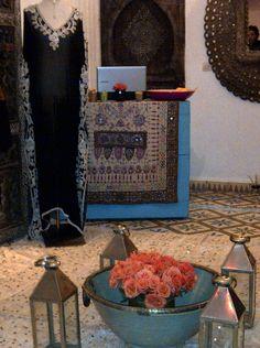 Luxurious Kaftan designs at KIS Boutique, Marrakech